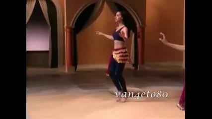 Видео урок - Ориенталски танци 1