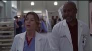 Анатомията на Грей сезон 2 епизод 15