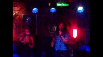 Jeff Scott Soto на живо в Караоке бар, Бургас