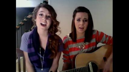 Две Красавици Пеят Grenade На Бруно Марс По Удивителен Начин !!!