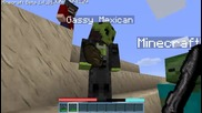 Minecraft_ Mystery of the Golden Axe w_ Sly Pbat Gassy and Junk Part 3_ Fail Train