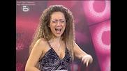 Music Idol 2 - Антония Маркова Супер Изпълнение на песента на Ищар-Horchat Hay Caliptus (Hight Quality)