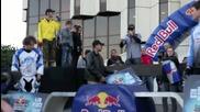Red Bull Ride The Palace - видео от екипа на Drag