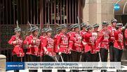 МЛАДИ ГВАРДЕЙЦИ ПРИ ПРЕЗИДЕНТА: Ученици гостуваха на Националната гвардейска част