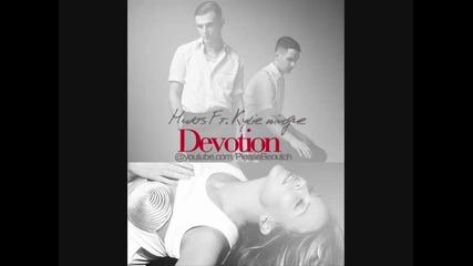 Hurts ~ Devotion (feat. Kylie Minogue)