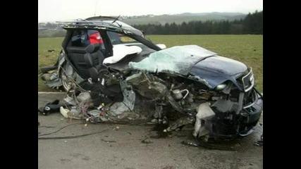 Катастрофа С Над 170 Км/ч С Audi Rs6