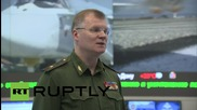 Russia: Russian General rejects western criticism of anti-ISIS bombing