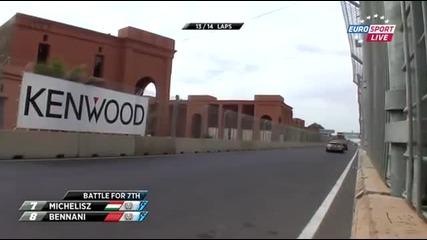 Wtcc 2014 - Round 01 Marrakech, Morocco - Race
