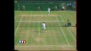 Wimbledon 1995: Бекер - Сампрас