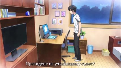 [ Бг Субс ] Phantasy Star Online 2 The Animation - 01 Високо качество