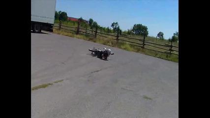 Chirpan Stunters Crew 2010 stunts