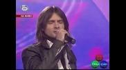 Music Idol 2 Тома Голям Концерт Задача MTV 07.04.2008