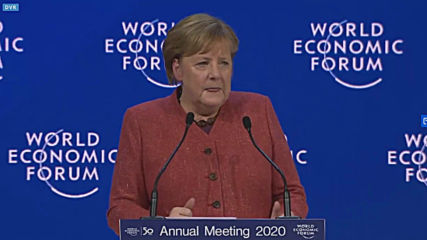 Switzerland: Merkel warns against 'irreconcilability' in climate change debate