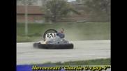 Hovercraft Charlie G-1583-v test drive 1 -01.05.2011