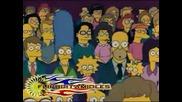 Bart Simpson vs Kanye West -