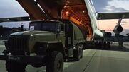 Russia: Peacekeeping units move to Termez training ground in Uzbekistan