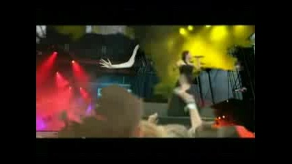 Within Temptation Hand Of Sorrow 2007