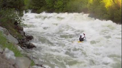 Wild water - 100% Adrenalin
