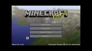 Minecraft- Зъвърнах се !!!