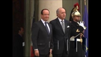 Сирийската опозиция изпраща посланик във Франция