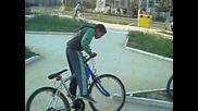 Претрепване С колело в Средец