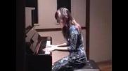 Момиче Феномен Свири На Пиано - 2