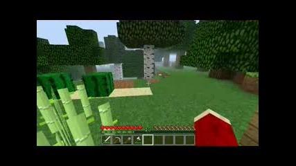 Minecraft оцеляване еп. 4
