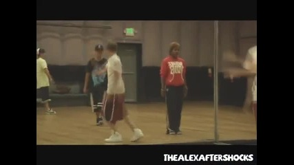 Justin Bieber`s Moves