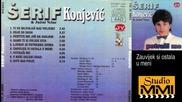 Serif Konjevic i Juzni Vetar - Zauvijek si ostala u meni (Audio 1985)