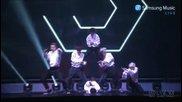 140415 Exo - Overdose @ Comeback Stage