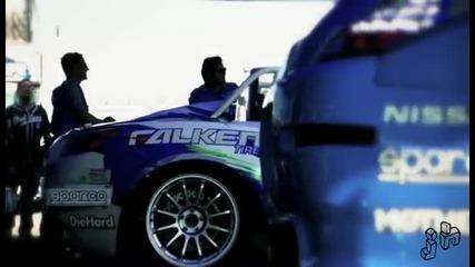 Най - Ненормалната Formula D снимана някога !!!