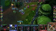 SK vs MIL - 2014 LCS Summer Quarterfinal - Game 3