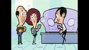 Мистър Бийн Епизод 12 - Диванът Анимация
