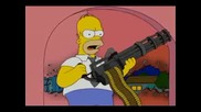 The Simpsons: Mr. & Mrs. Smith