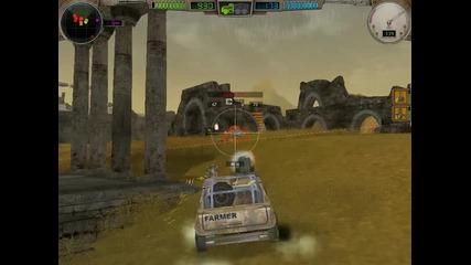 Еxmachina - Hard Truck Apocalypse mod - битки на арената 13