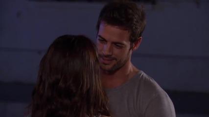 Бурята - Марина и Дамян се целуват страстно (91 епизод)
