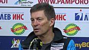 Виктор Жеков: Гордея се с всичко, което постигнахме със Сани