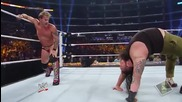 Брей Уаят срещу Крис Джерико - Лятно Тръшване 2014