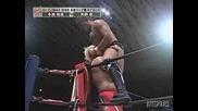 G1 CLIMAX Yuji Nagata vs. Toru Yano 08/14/08