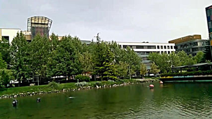 Езерото в Бизнес Парк - София, Жк Младост