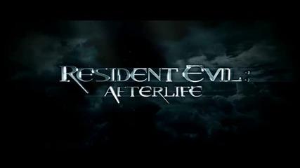 Resident Evil - Afterlife - Trailer