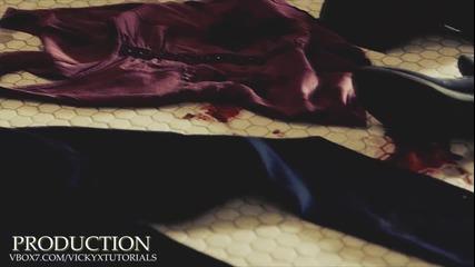 Sony Vegas Coloring // The Vampire Diaries !