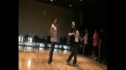 Taeyang - I need a girl Practice [mirror]