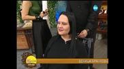 Жени ще дарят косите си на живо за благотворителна кауза - На кафе (30.01.2015)