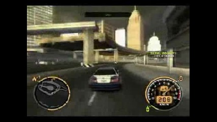 Nfs Most Wanted Police Chase Part 2 (tva ne sum az)