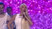 Jelena Karleusa X Azis - O.s.t.a.v.l.j.a.m.t.e / 2017 Finale Zvezde Granda