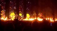 Най-доброто изпълнение на вечерта! Justin Bieber ft James Bay - Love yourself / Sorry (brit Awards)