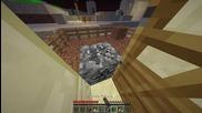 Minecraft : Happy's Survival #1 - Ретард съм + Представяне на канала и пращящ микрофон