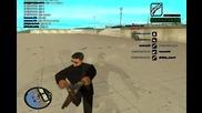 Italian Mafia Vs Cripz [3vs3 Dm]