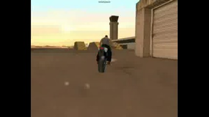 Gta - San Andreas Verry Good Stunts
